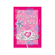 BIRTHDAY PRINCESS - 8 INVITATIONS (24 PACKS) PF-27140