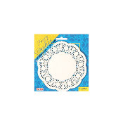 "40 PCS 5.5"" WHITE DOILIES (24 PACKS) PF-8552"