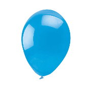 "13 PCS 10"" LATEX BALLOON - BLUE (24 PCS) PF-6854"