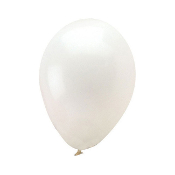 "13 PCS 10"" LATEX BALLOON - WHITE (24 PCS) PF-6916"