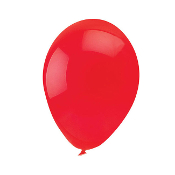"13 PCS 10"" LATEX BALLOON - RED (24 PCS) PF-6919"