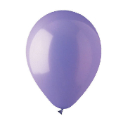 "10 PCS 12"" LATEX BALLOON - LAVENDER (24 PCS) PF-6923"