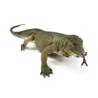"SALE! KOMODO DRAGON 4""H (4 PCS) NV-624"