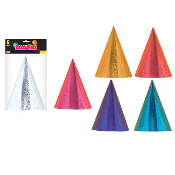 6 PCS ASSORTED LAESR HATS (24 PACKS) PF-8401