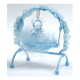 SALE! BABY CRADLE WITH BEAR BLUE (24 PCS) PF-6443