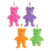 SALE! 6 PCS BEAR BALLOON WEIGHTS (48 PKTS) PF-8016