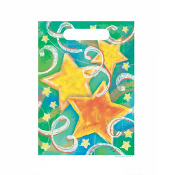 SALE! 25 PCS LOOT BAGS - BRILLIANT STARS (48 PACKS) PF-7742
