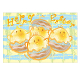 SALE! EASTER CHICKS TABLECOVER (48 PCS) PF-11203