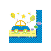 SALE! TOY CAR - 24 BEVERAGE NAPKINS (48 PACKS) PF-23581