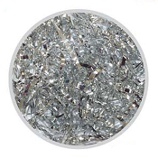 1 OZ FOIL SHREDS - SILVER (24 PACKS) PF-2358