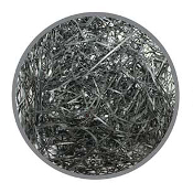 1.5 OZ THIN PAPER SHREDS - BLACK (24 PACKS) PF-2375