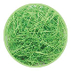 1.5 OZ THIN PAPER SHREDS - GREEN (24 PACKS) PF-2372