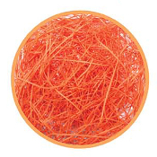 1.5 OZ THIN PAPER SHREDS - ORANGE (24 PACKS) PF-2369