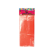 "30 PCS RED CELLO BAGS 4""W X 9""L X 2""D (24 PACKS) PF-6939"