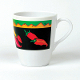 SALE! MELAMINE MUG 14OZ - PEPPER (48 PCS) 16358