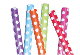 "POLKA DOT WRAPPING PAPER ASSORTED 30""X60"" (72 ROLLS) PF-2418"