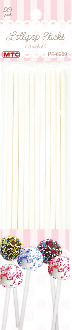 "20 PCS 8"" LOLLIPOP STICKS (24 PACKS) PF-6969"