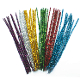 40 PC METALLIC CHENILLE STEMS - ASST (24 PACKS) PF-2799