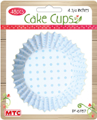 "48 PCS 4.75"" PASTEL DOT CAKE CUPS (24 PACKS) PF-6787"
