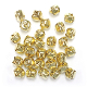 30 PC GOLD BELLS - 2 CM (24 PACKS) PF-2876