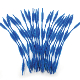 25 PC BUMP CHENILLE STEMS - BLUE (24 PACKS) PF-3399