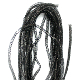 33 FT X 8 MM MESH CORD - BLACK (24 PACKS) PF-3805