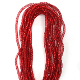 33 FT X 8 MM MESH CORD - RED (24 PACKS) PF-3806