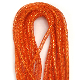 33 FT X 8 MM MESH CORD - ORANGE (24 PACKS) PF-3810