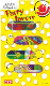 4 SKATEBOARD KEY CHAINS (24 PCS) PF-1025