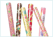 "HAPPY BIRTHDAY WRAPPING PAPER ASSORTED 30""X60""(72 ROLLS) PF-2787"