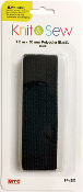 4 FT X 30 MM POLYESTER ELASTIC - BLACK (24 PACKS) PF-4267