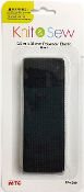 3 FT X 50 MM POLYESTER ELASTIC - BLACK (24 PACKS) PF-4269