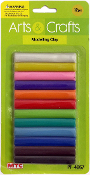 12 PC MODELLING CLAY- ASSORTED (24 PACKS) PF-4667