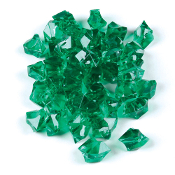 3.5 OZ GEM STONES - GREEN (24 PACKS) PF-4097