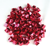 3.5 OZ GEM STONES - METALLIC MAGENTA (24 PACKS) PF-4862
