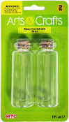 2 PCS 36 ML GLASS BOTTLES (24 PACKS) PF-4617