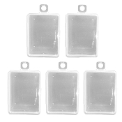 "5PC 2.5""X2"" PLASTIC BOXES (24 PACKS) PF-4947"