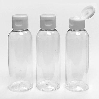 3PC 70ML SQUEEZE BOTTLES (24 PACKS) PF-4624