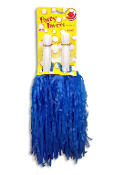 "8"" METALLIC POM POM SET (24 PCS) PF-6124"