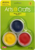 3PC 0.88 OZ FINGER PAINTS (24 PACKS) PF-4683