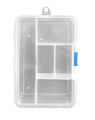 5 COMPARTMENTS CRAFT BOX (24 PACKS) PF-5123