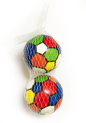 2PC COLORFUL SCOCCER BALLS (24 PCS) PF-5202