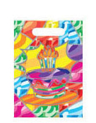 "SALE! SPECIAL DELIVERY - 8 LOOT BAGS 8"" X 12"" (48 PACKS) PF-4915"