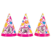 SALE! PIRATE - 8 PCS PARTY HAT (48 PACKS) PF-25632